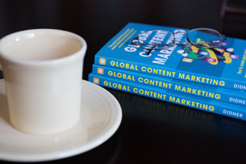 Lessons to be learned from Pam Didner's, Global Content Marketing