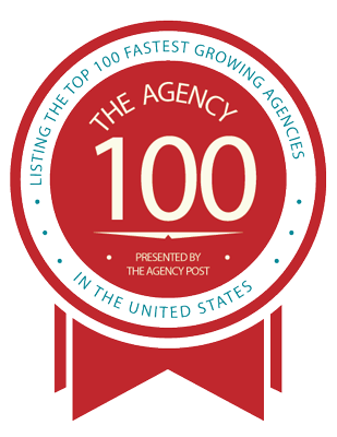 Agency 100 Badge