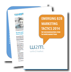 Fast track your B2B marketing in 2014