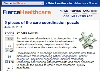 Curant Health's Expertise Featured in Fierce Healthcare