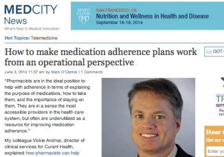 Curant Offers Healthcare Solutions for Adherence