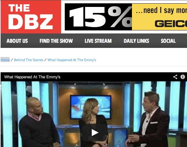 "Tech PR ""Walks the Talk"" with TVTalk on the DailyBuzz"