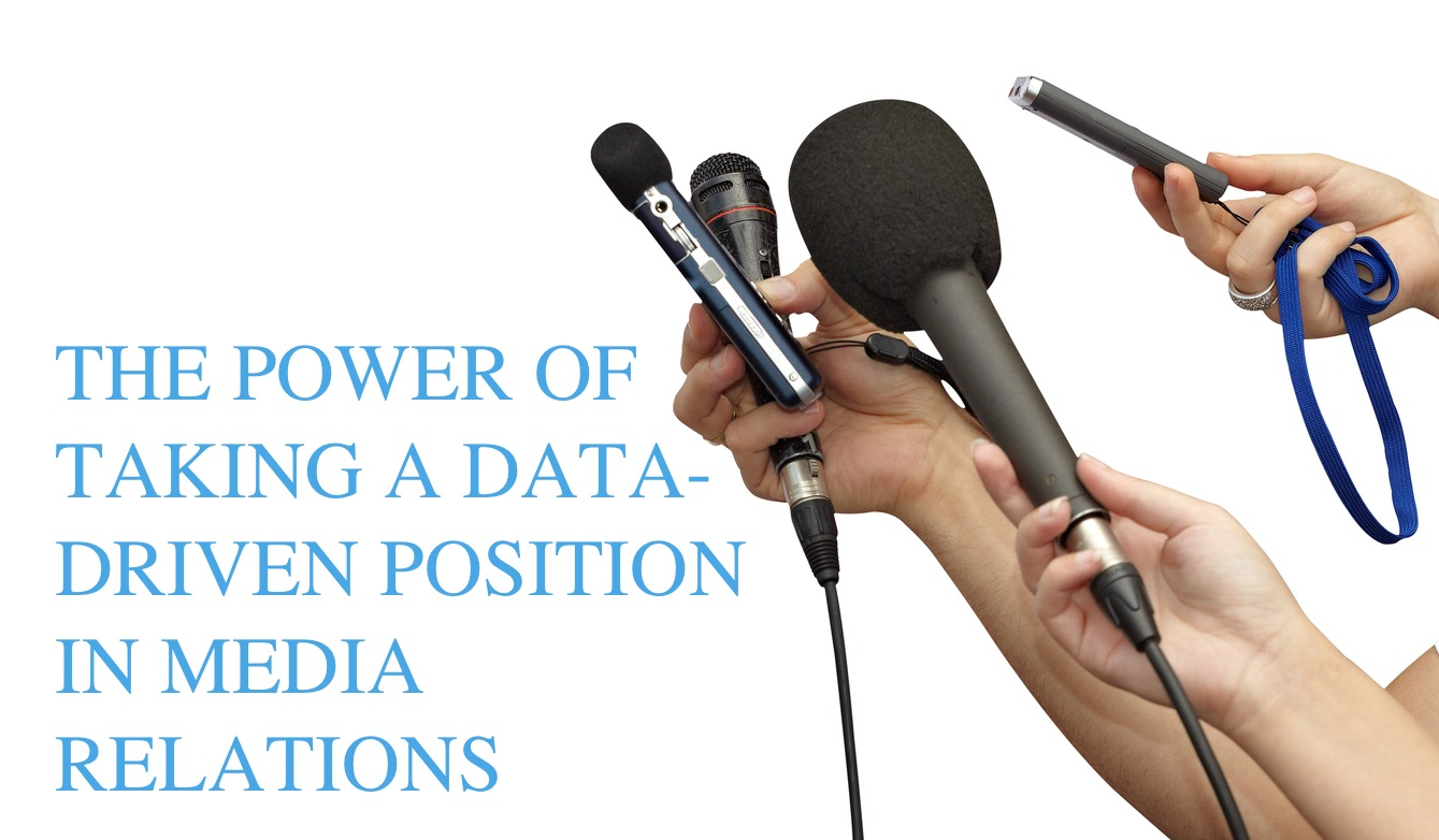 The Power Of Taking A Data-Driven Position In Healthcare Public Relations