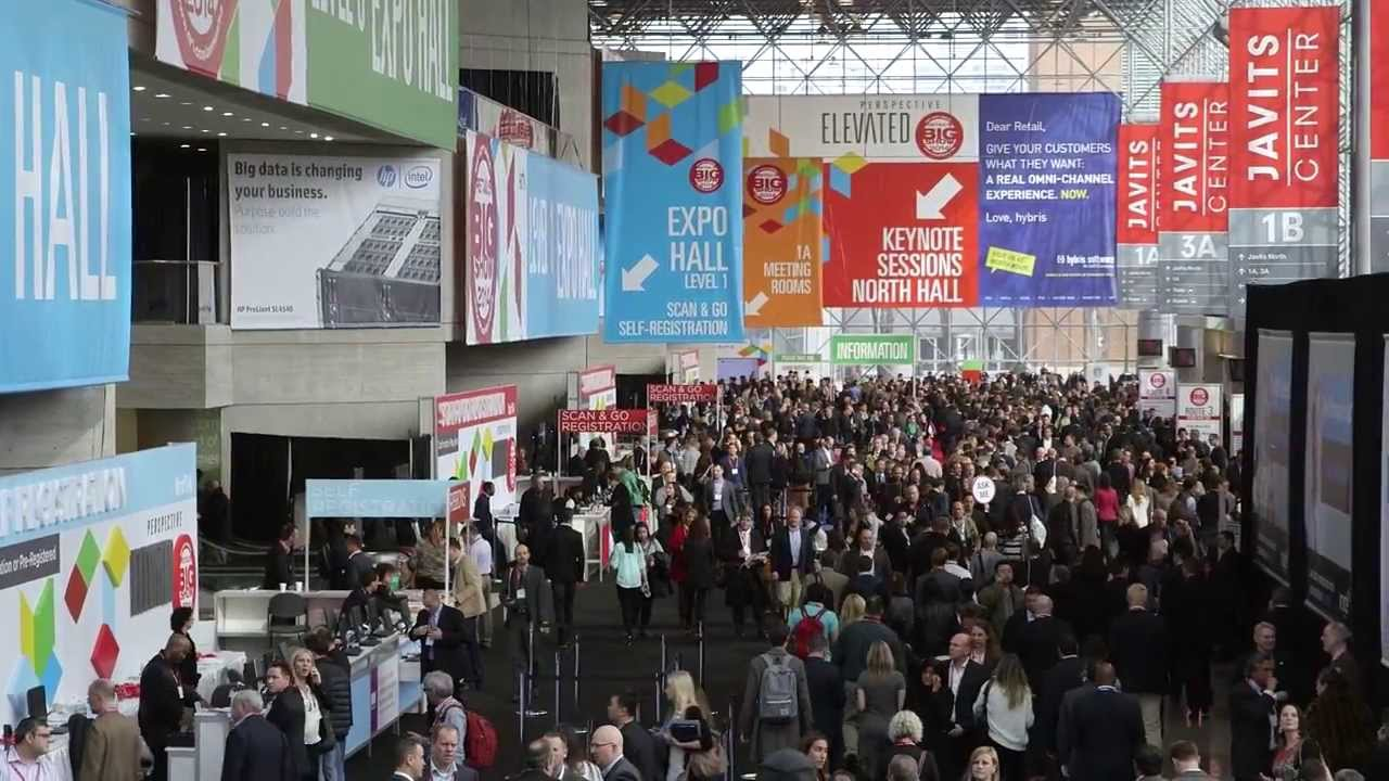 Dominating the Retail Mecca That Is NRF 2016