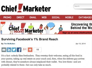 Redpepper's Thought Leadership Featured in Chief Marketer