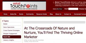 "Sean Cook ""Crossroads"" Article snap"