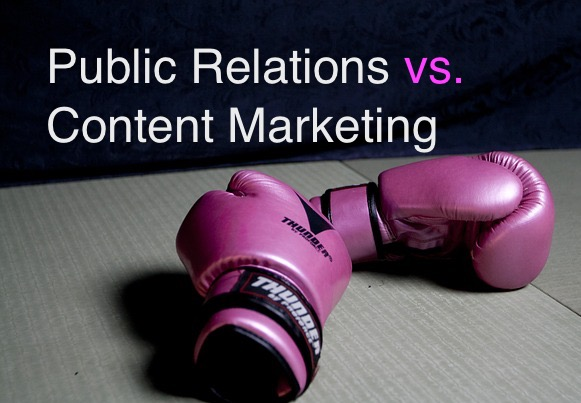 PR vs. Content Marketing ⎯ Which do you need more?